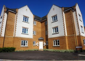Thumbnail 2 bed flat for sale in Roman Road, Corby