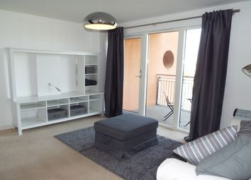 Thumbnail 1 bedroom flat to rent in Roma, Victoria Wharf, Cardiff Bay