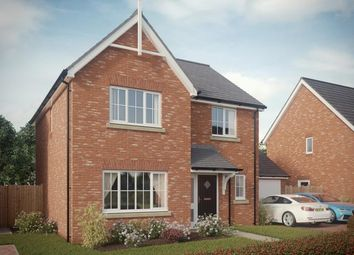 Thumbnail 4 bed detached house for sale in Shrewsbury Road, Baschurch, Shrewsbury