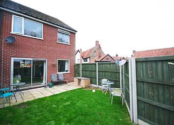 Thumbnail 3 bed semi-detached house to rent in Manor Court, The Street, Long Stratton, Norwich