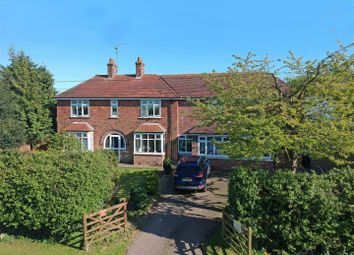 Thumbnail 5 bed detached house for sale in West Road, Pointon, Sleaford