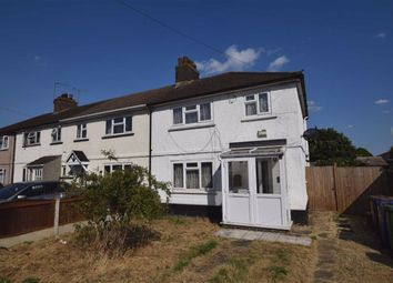 Thumbnail 3 bedroom end terrace house for sale in Parkside Avenue, Tilbury, Essex