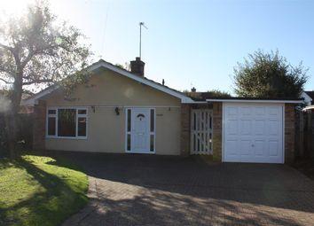 Thumbnail 3 bed bungalow to rent in Lea Road, Hemingford Grey, Huntingdon