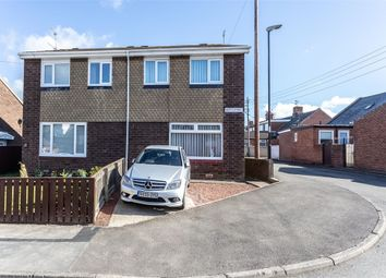 Thumbnail 3 bed semi-detached house for sale in West Street, Sunderland, Tyne And Wear