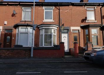 Thumbnail 2 bed terraced house to rent in Leonard Street, Burslem, Stoke-On-Trent