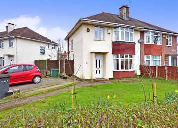 Thumbnail 3 bed semi-detached house for sale in Lime Tree Avenue, Crewe