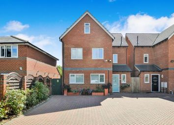 Thumbnail 4 bed detached house for sale in The Gables, Cuckoo Lane, Ashford, Kent