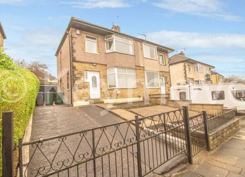 3 bed semi-detached house for sale in Leafield Avenue, Bradford, West Yorkshire BD2