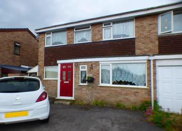 Thumbnail 3 bed semi-detached house for sale in Sandpiper Drive, Weston-Super-Mare