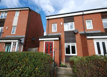 Thumbnail 3 bed property for sale in Harrington Way, Ashington