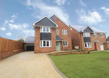 Thumbnail 5 bed detached house for sale in Cherry Gate Gardens, Luton