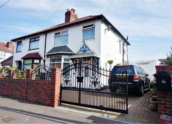 Thumbnail 3 bed semi-detached house for sale in Goodman Street, Manchester