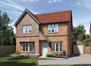 """Thumbnail 4 bed detached house for sale in """"The Nenhurst With Garden Room"""" at Brunswick Road, Deepcut, Camberley"""