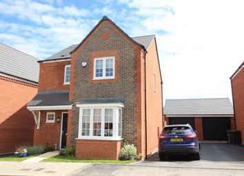 Thumbnail 3 bed detached house for sale in Roman Way, Thame