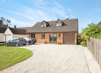 Thumbnail 4 bed detached house for sale in North Leigh, Witney