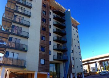 Thumbnail 1 bed flat for sale in Victoria Wharf, Watkiss Way, Cardiff