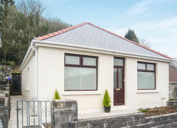 Thumbnail 4 bed bungalow for sale in St Cynwyds Bungalow Nicholls Road, Coytrahen, Bridgend.