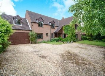 Thumbnail 6 bed detached house for sale in Morton Road, Laughton, Gainsborough, Lincolnshire