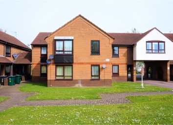 Thumbnail 2 bed flat for sale in Civic Way, Swadlincote