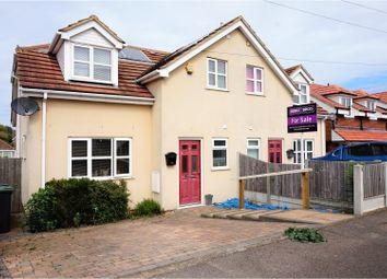 Thumbnail 3 bed semi-detached house for sale in Gainsborough Drive, Herne Bay