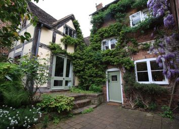 Thumbnail 3 bed terraced house to rent in St Johns Hill, Shrewsbury, Shropshire