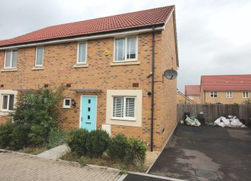 Thumbnail 3 bed semi-detached house to rent in Cowslip Crescent, Lyde Green, Bristol