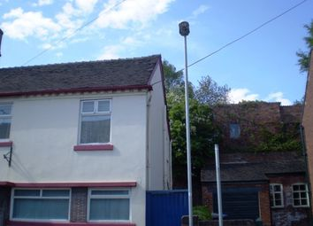 Thumbnail 1 bed flat to rent in Queen Street, Cheadle
