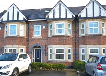 Thumbnail 3 bed town house to rent in Brookside Avenue, Poynton, Stockport