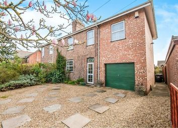 Thumbnail 4 bed semi-detached house for sale in Welland Road, Dogsthorpe, Peterborough