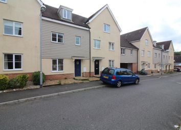 Thumbnail 4 bed town house for sale in Magnolia Way, Costessey, Norwich
