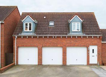 Thumbnail 1 bed mews house to rent in Rowan Close, Desborough, Kettering