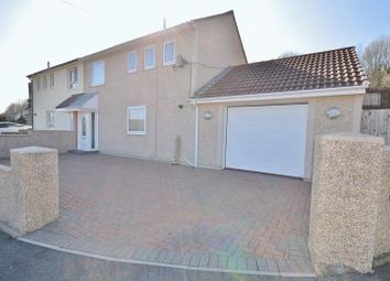 Thumbnail 3 bedroom semi-detached house to rent in Copeland Avenue, Whitehaven