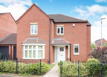 Thumbnail 4 bed detached house for sale in Inverkip Walk, Monmore Grange, Wolverhampton, West Midlands
