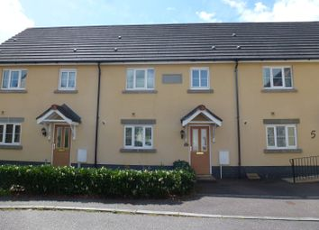 Thumbnail 3 bed terraced house to rent in Bowdens Close, Bovey Tracey, Newton Abbot