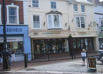 Thumbnail 1 bed flat to rent in St. Thomas Street, Weymouth