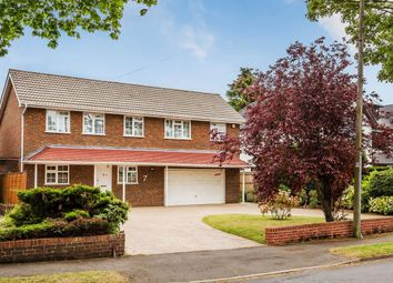 Thumbnail 4 bed detached house for sale in Downs Side, South Cheam, Sutton