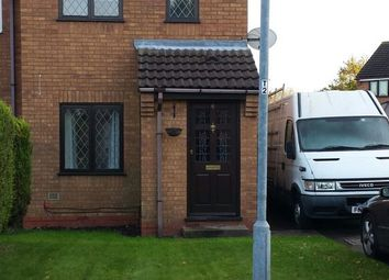 Thumbnail 2 bed terraced house to rent in Westmorland Close, Fazeley, Tamworth