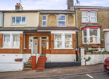 Thumbnail 3 bed terraced house for sale in Wyndham Road, Chatham