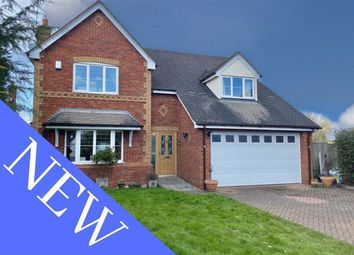 Thumbnail Detached house for sale in Willow Grove, Buckley, Flintshire