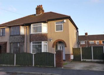 Thumbnail 3 bed semi-detached house to rent in Caernarvon Close, Deeside, Flintshire