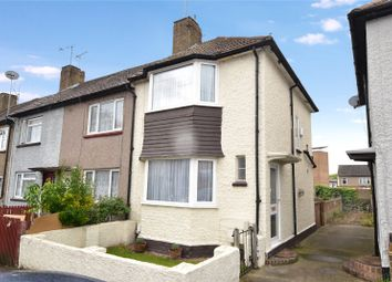 Thumbnail 2 bedroom end terrace house for sale in Gordon Road, Dartford, Kent