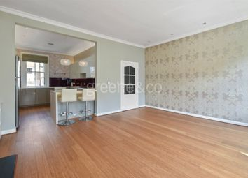 Thumbnail 3 bedroom flat to rent in Cotleigh Road, West Hampstead, London