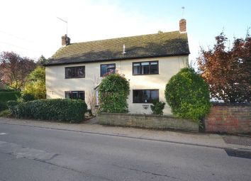 Thumbnail 3 bed detached house for sale in High Street, Whittlebury, Towcester