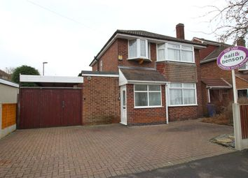 Thumbnail 3 bed detached house for sale in Gravel Pit Lane, Spondon, Derby