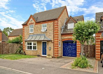 4 bed detached house for sale in Orchard Close, Eaton Ford, St. Neots PE19