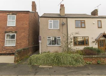 2 bed semi-detached house for sale in Queen Victoria Road, New Tupton, Chesterfield S42
