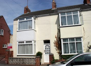 Thumbnail 3 bedroom end terrace house for sale in Melbury Road, Weymouth