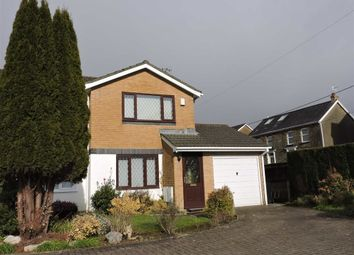 Thumbnail 2 bed semi-detached house for sale in Waun Gron, Rhydyfro, Pontardawe, Swansea