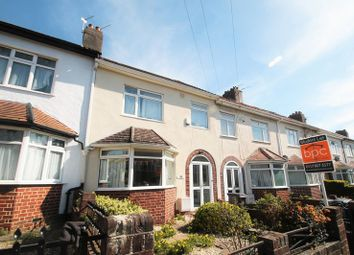 Thumbnail 4 bedroom terraced house to rent in Beverley Road, Horfield, Bristol