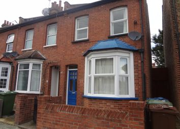 Thumbnail 3 bed terraced house to rent in Belmont Road, Harrow, Greater London